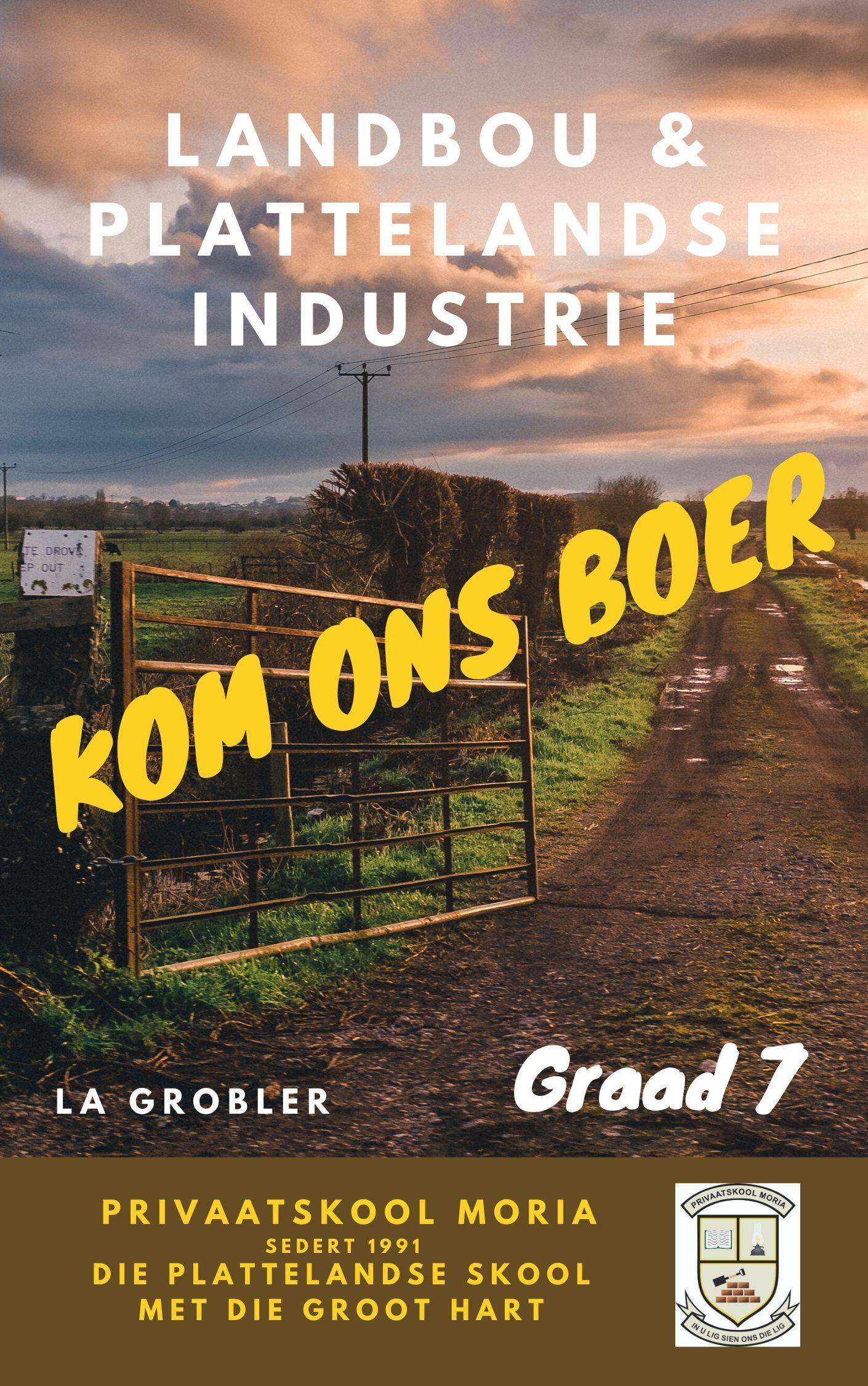landbou en Plattelandse Industrie (3)
