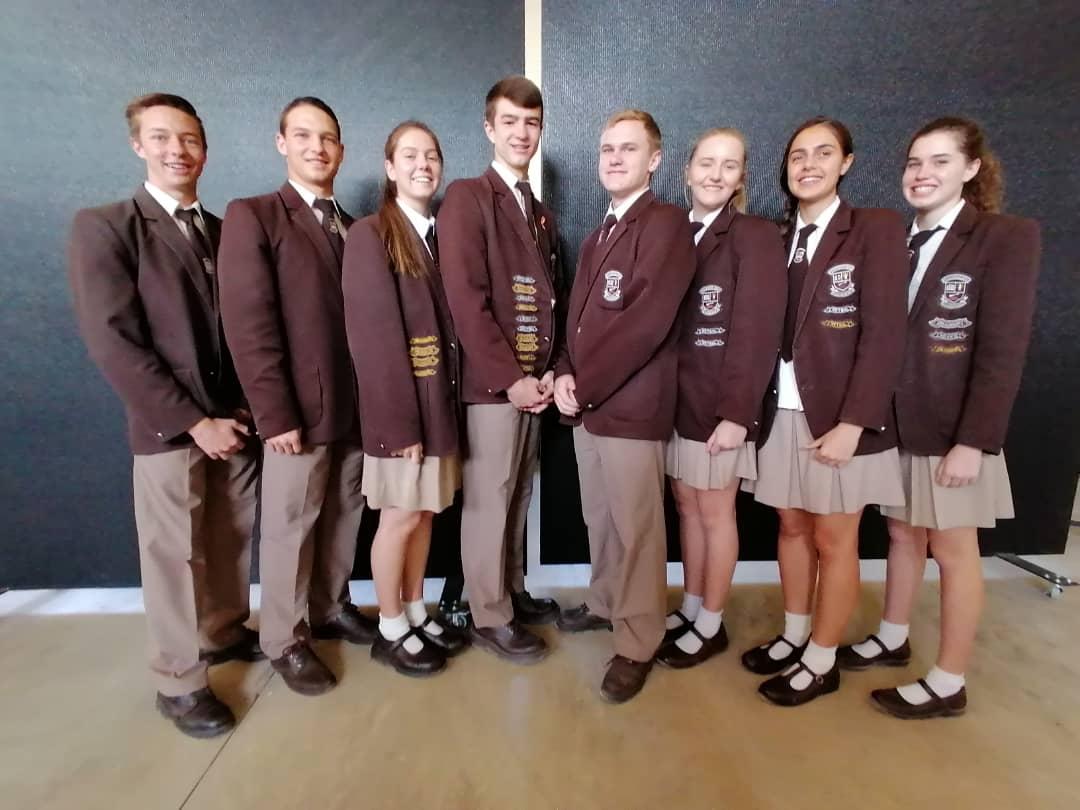 Hoërskool leerlingraad 2021