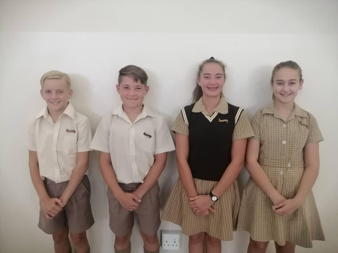 Laerskool Leerlingraad 2021